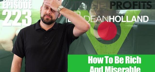 Online Business Motivation: How To Avoid Ending Up Rich And Miserable